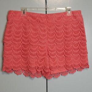 LOFT Riviera shorts size 8 NWT -C3
